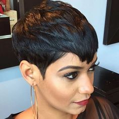 Short Black Hairstyles, Pixie Hairstyles, Weave Hairstyles, Short Hair Cuts, Straight Hairstyles, Pixie Haircuts, Remy Human Hair, Human Hair Wigs, Pixie Cut Blond