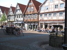 Trip to Celle, Germany