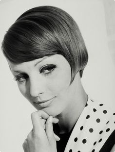 vidal sasson hair styles the bob on bobs 1960s hair and quant 3012 | eed3f919f6a51a2926a5ab91d3012e8b