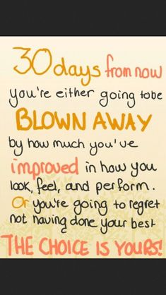 YEP! With the Arbonne 28day clean eating challenge I'm blown away month after month!!
