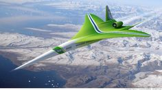 Lockheed has a plane on the drawing board -- the N+2 -- that also cruises at Mach 1.6 but is intended for the commercial airlines. It would cut the travel time from New York to Los Angeles from five hours to 2.5.