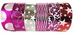 L'artisant Washi Tape Premium Set. Purple Rain L'artisant https://www.amazon.com/dp/B01LZ1RNHB/ref=cm_sw_r_pi_dp_x_7xMkybXZ8H1QZ