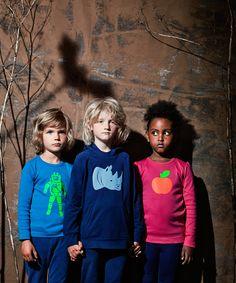Tapete fantastische roze T-shirt met oranje Miss Apple. tapete.nl.emilea.be