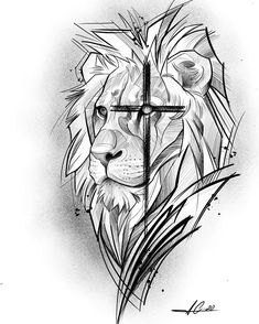 Clock Tattoo Design, Tattoo Design Drawings, Tattoo Sketches, Family Tattoo Designs, Family Tattoos, Tattoo Designs Men, Lion Forearm Tattoos, Mens Lion Tattoo, Lion Sketch