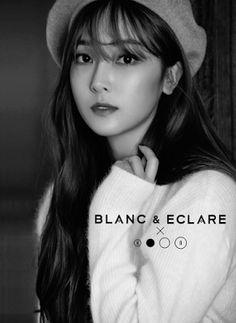 Jessica Jung BLANC & ECLARE Fall Winter2015