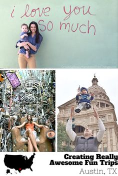 A giant list of fun, free things to do in Austin, TX with kids!