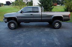 big trucks and girls Cummins Diesel Trucks, Dodge Trucks, Cool Trucks, Big Trucks, 2nd Gen Cummins, Lowered Trucks, Lifted Trucks, Future Trucks, Trucks And Girls