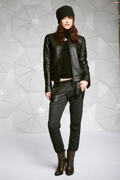 Elie Tahari Fall 2014 Ready-to-Wear Collection Slideshow on Style.com