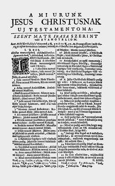 Amsterdam Bible. Miclos Kish. Amsterdam, 1685.