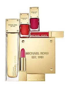 Michael Kors introduces the Sexy Collection! #BoldBeauty can't wait to get my hand on this