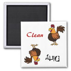 AA- Funky Rooster Dishwasher Magnet We have the best promotion for you and if you are interested in the related item or need more information reviews from the x customer who are own of them before please follow the link to see fully reviewsDiscount Deals          AA- Funky Rooster Di...