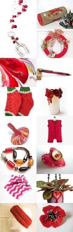 well, shall we say Merry Xmas :o) by Tatie on Etsy--Pinned with TreasuryPin.com