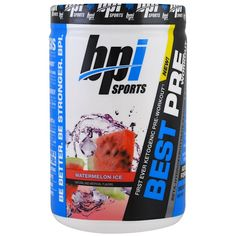 BPI Sports, Best Pre Workout, Beta-Hydroxybutyrate Ketone & Energy Formula, Watermelon Ice, oz g) (Discontinued Item) Lchf, Good Pre Workout, Ketone Bodies, Fat For Fuel, Keto Flu, Vitamins For Women, Keto Drink, Sports Nutrition, Low Carb Diet
