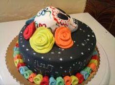 Resultado de imagen para tortas con calaveras mexicanas