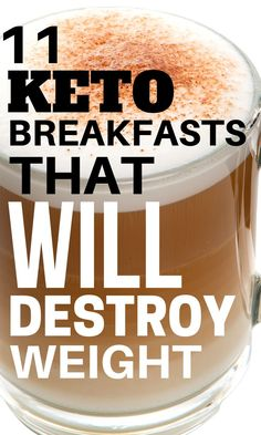 11 keto breakfasts that are quick, easy, and great for your family and for keto beginner recipes! These healthy, gluten free, and easy low carb meals that include pancakes, keto coffee, chaffles, flaxseed muffins, and lots of other fun ideas  | Olivia Wyles | Keto Lifestyle Guide | Low Carb Recipes Keto Coffee Recipe, Coffee Recipes, Low Carb Breakfast Casserole, Breakfast Recipes, Keto Diet For Beginners, Recipes For Beginners, Ketogenic Diet Meal Plan, Keto Meal Plan, Diet Meal Plans