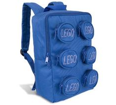 Accessories: Lego Backpack