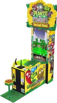 Arcade PVZ!? What!?