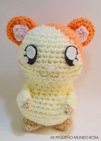 Continuando con los amigurumis y todas las cosas tejidas a crochet, te dejo el patrón para hacer un personaje muy bonito y que segurame...