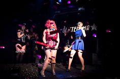Glitterama Burlesque Show in München