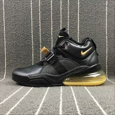 Wholesale Nike Air Force 270 AH6772-007 Black Yellow - www.hoopfetch.com 6812ced77