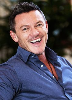 all about LUKE EVANS