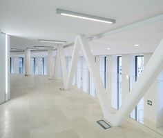 Banco Caminos Headquarters - Picture gallery