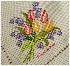 iyi akşamlar #etamin#kaneviçe#elişi#handmade#embroidery #flower #flowers #flowerstagram #stitch #cross #crossstitch #vintage#antiques #antika#moda #hom#homemade #homesweethome #cicekler #ceyiz #instacool #instamood #instalove #instagramhub