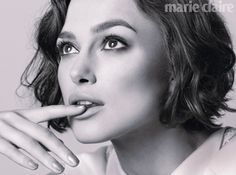 Kiera Knightly for Marie Claire