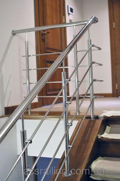 Stell Railings Ограждение лестницы из нержавеющей стали