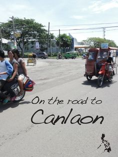 Making the way to the mountains to visit Canlaon in the Central Visayas of The Philippines. #travel http://merevin.com/on-the-road-to-canlaon/
