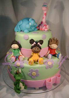 """""""My Big Big Friend"""" cake idea-- @Ashley Lussier We can do a """"My Fat Friend"""" Cake!"""