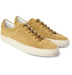 Common ProjectsAchilles Suede Sneakers MR PORTER