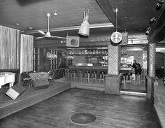 Bar-dancing De Dietsche, Oudkerkhof 29 Utrecht (1990) Utrechts Archief. 2013: Havana
