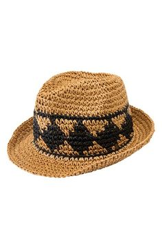 9a69854fe02 Straw fedoras are among our favorite summer accessories. Summer  Accessories