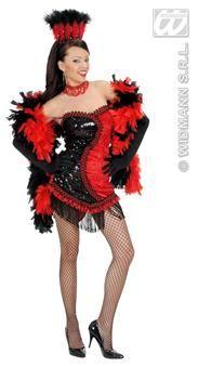 Ce déguisement est digne des plus grandes show girl de Las Vegas !