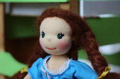 Panenka má česací mohérové vlásky Ekopanenky Dolls, Christmas Ornaments, Holiday Decor, Home Decor, Baby Dolls, Decoration Home, Room Decor, Puppet, Christmas Jewelry