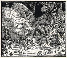 art of the beautiful-grotesque: The Art of John D Batten