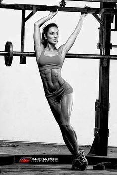 Christine Bullock Interview - Fitness Model, Writer and TV Host - Crude Fitness
