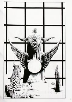 I devour books like a hungry beast. And listen to music like a wolf hearing a call. I aspire to be a writer of epic, a lover of mythology and folklore. Comic Books Art, Book Art, Jae Lee, 2000ad, Music Like, Vertigo, Dark Horse, Listening To Music, Folklore