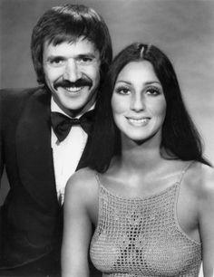 Sony and Cher. Aka sis and Charlie