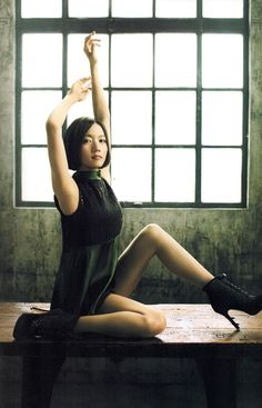 Nocchi from Perfume