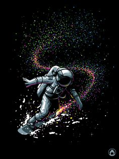 DeviantArt is the world's largest online social community for artists and art enthusiasts, allowing people to connect through the creation and sharing of art. Space Artwork, Wallpaper Space, Galaxy Wallpaper, Cool Wallpaper, Wallpaper Backgrounds, Wallpapers, Astronaut Wallpaper, Aesthetic Space, Dope Cartoon Art