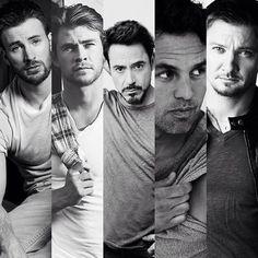 Avengers men