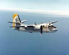 U.S. Navy Grumman S2F Tracker