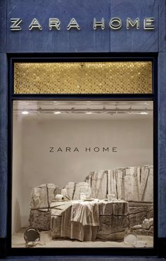 Zara Home Store & Windows, Milan - Italy