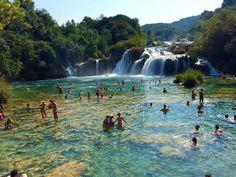 Krka Nationalpark Kroatien
