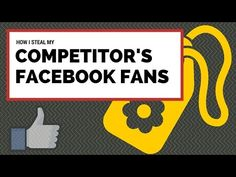 how to target your competitors fans on facebook - YouTube