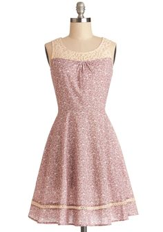 Crossing Bridges Dress | Mod Retro Vintage Dresses | ModCloth.com