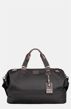 Tumi  Alpha Bravo - Coronado  Framed Duffel Bag available at  Nordstrom 13