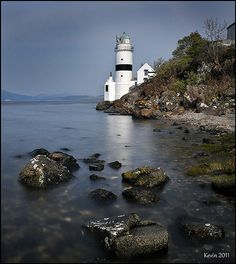 Cloch Lighthouse - Scotland